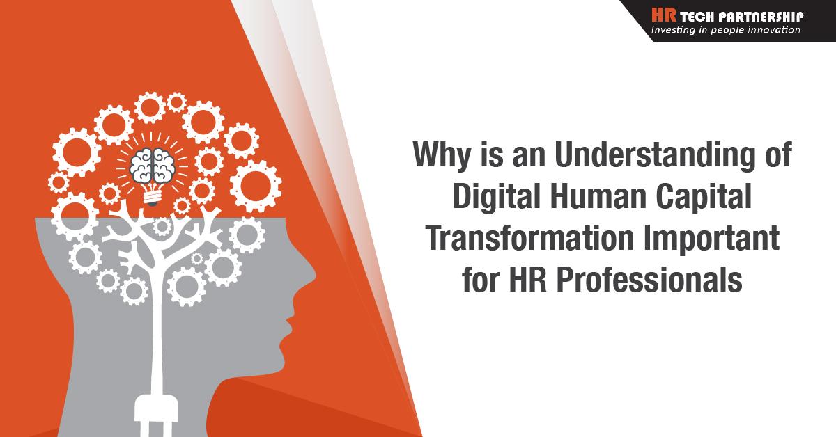 Digital Human Capital transformation